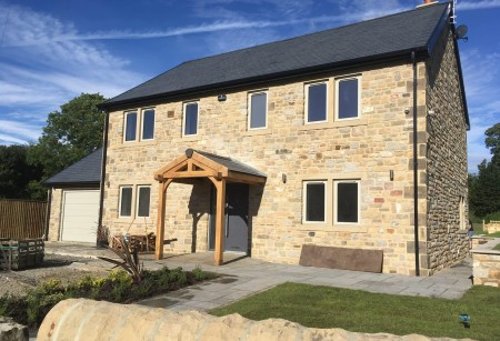 Lanshawbridge Porch – Neil at Readstone Construction