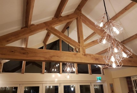 Breathtaking 7m Span Kingpost Truss, Purlins and Ridge