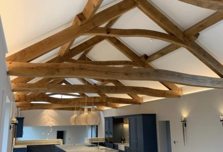 Beautifully Bespoke Trusses @ Kendal