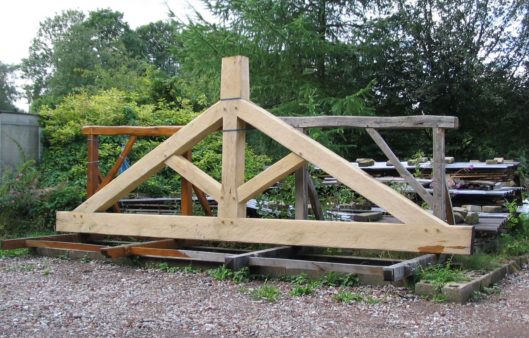 Small Roof Trusses Omahdesigns Net