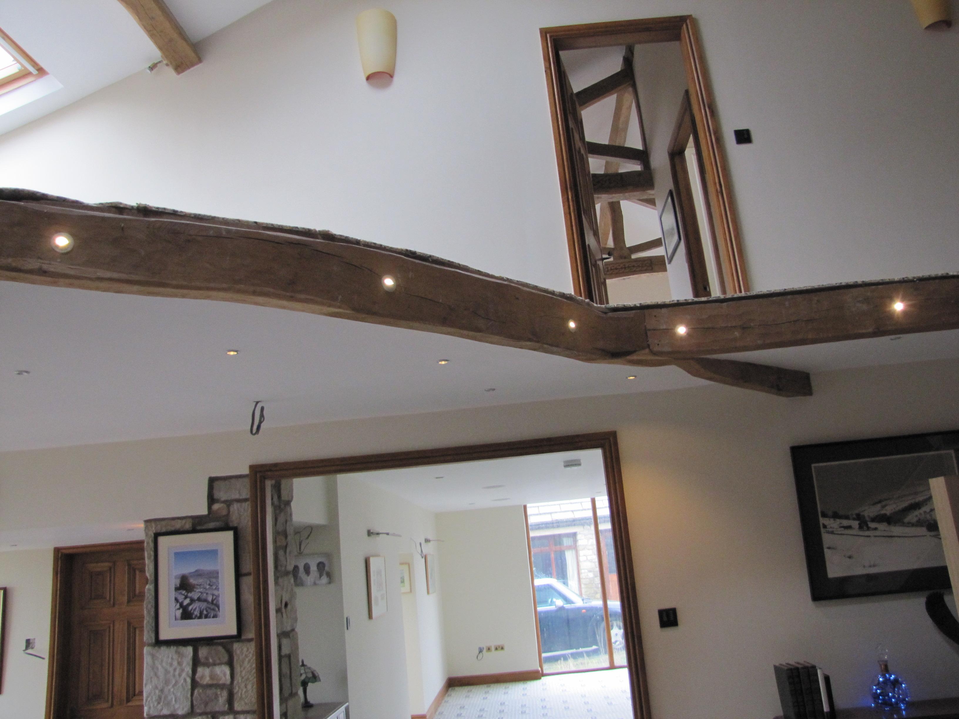 Dating oak beams