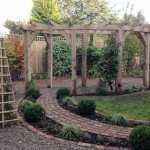 Pergola - Sharon Hockenhull Design